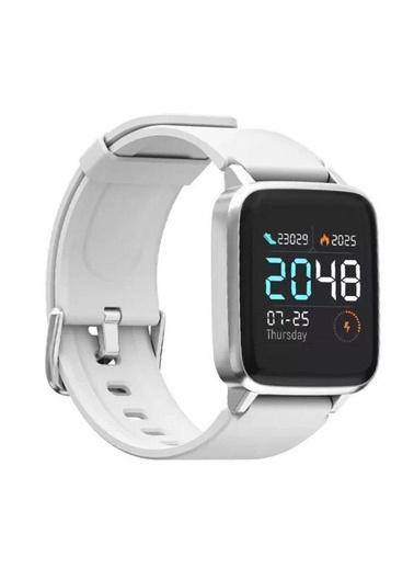 Haylou LS 01 (Gümüş)Global Versiyon Akıllı Saat Gümüş